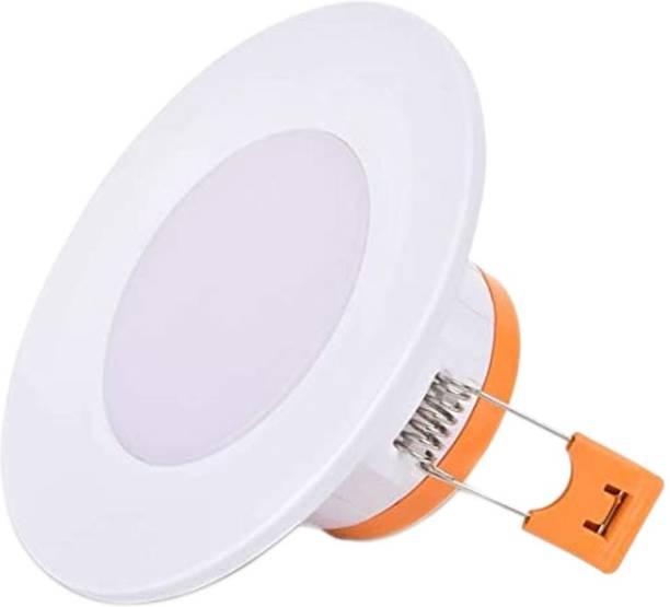 nihoo 9 Watt Celling LED Light, High Brightness, Standard LED Bulb (White) Recessed Ceiling Lamp
