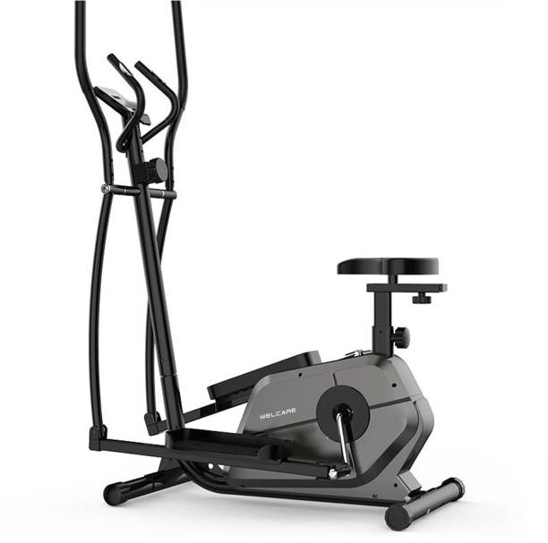 WELCARE WC6066 ELLIPTICAL WITH LCD DISPLAY, ADJUSTABLE SEAT, ADJUSTABLE RESISTANCE Cross Trainer