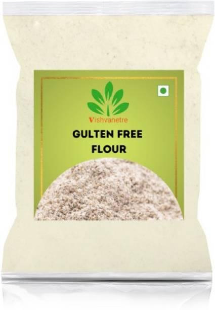 Vishvanetre Premium Quality Gluten free aata|500g