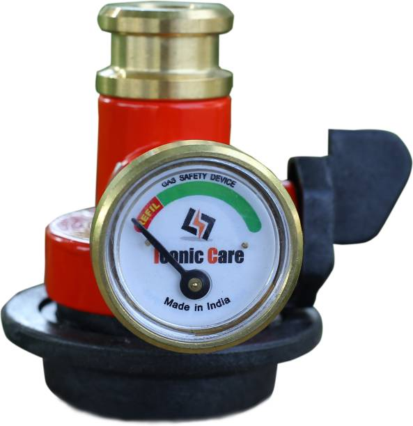 Iconic Care Genuine Brass Gas Safety Device Gas Detector