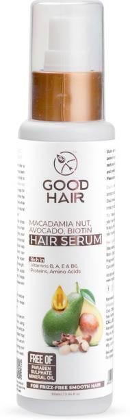 Good Hair Macadamia Nut, Avocado, Biotin serum