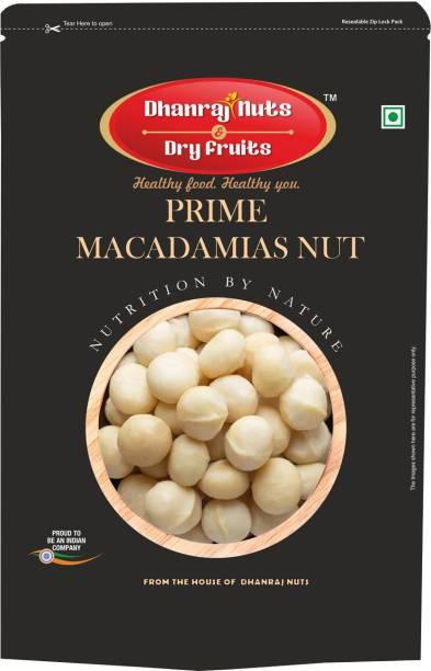 Dhanraj Nuts & Dry Fruits Prime Macadamia Nuts