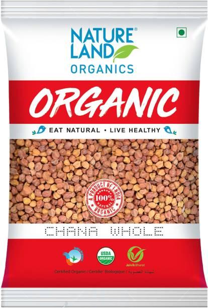 Natureland Organics Chana Dal (Whole)