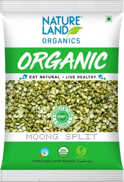 Natureland Organics Moong Dal (Split)