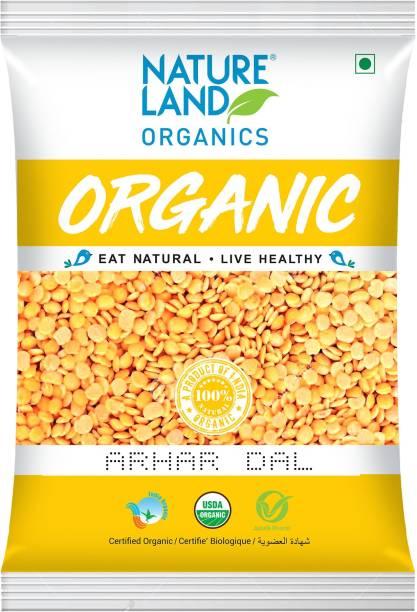 Natureland Organics Arhar Dal (Split)