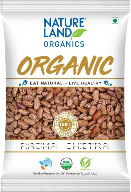 Natureland Organics Rajma Chithra (Whole)