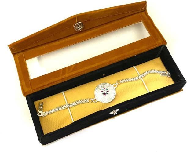 RELBEES Rakhi, Bracelet  Set