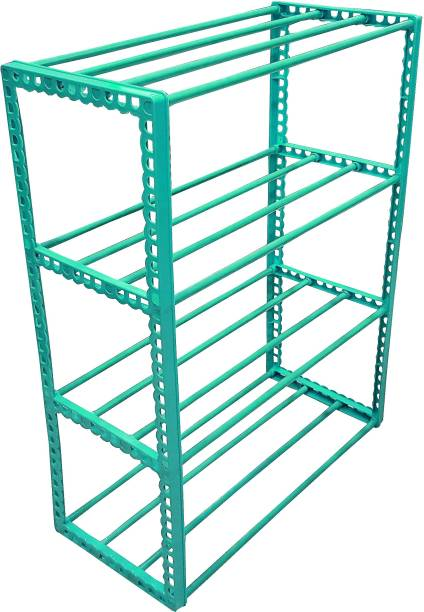 Shopper52 Plastic Collapsible Shoe Stand