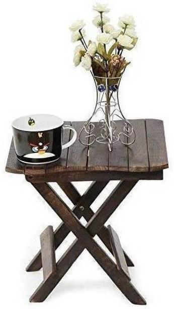 Levasto Solid Wood Bedside Table