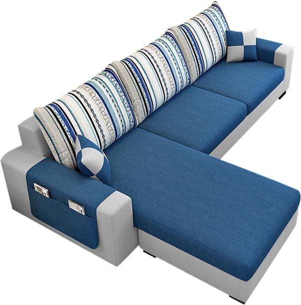 CasaStyle Fabric 4 Seater  Sofa