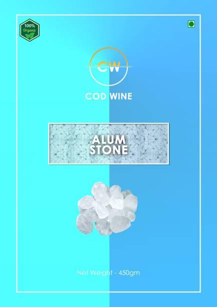COD WINE PURE HERBAL ALUM STONE CRYSTAL