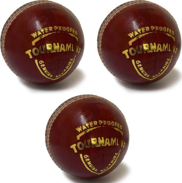 AGGIENext Leather Red Ball Tournament- for 50 over matches Cricket Leather Ball