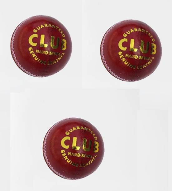 AGGIENext Cricket Ball Cricket Leather Ball
