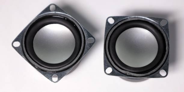 Zengvo 2inch-11201 Zengvo 2Inch Mini 4ohm 10 watt Full Range Speaker Subwoofer