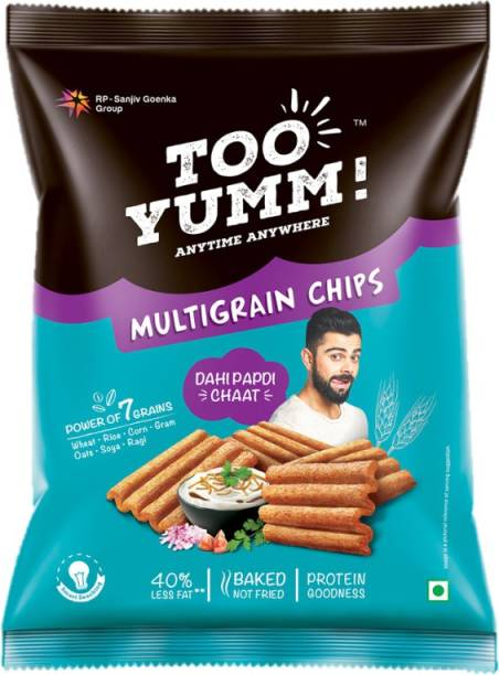 Too Yumm! Dahi Papdi Chaat Multigrain Chips