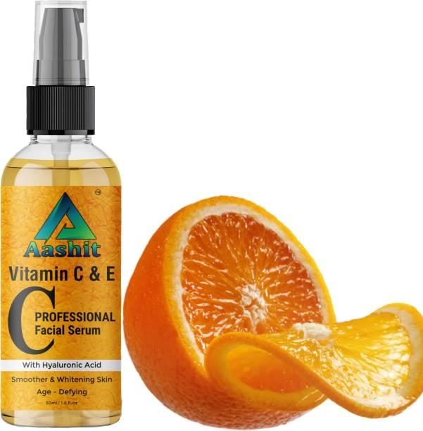 Aashit Vitamin C With Vitamin E Serum