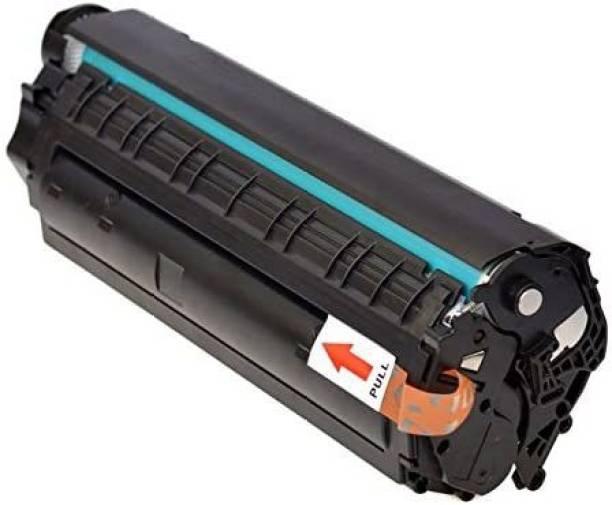 Integrate Cart oner Cartridge For HP LaserJet 1010, 1010w, 1012, 1015, 1018, 1020, 1022, 1022n, 1022nw, M1005 MFP, M1319f(HIG YEALD) Black Ink Toner Black Ink Toner