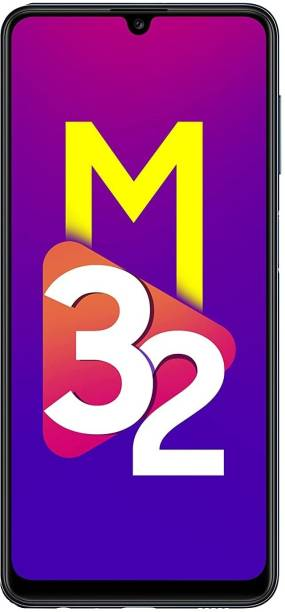 SAMSUNG Galaxy M32 (Black, 64 GB)