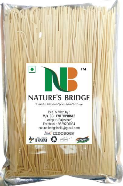 Nature's Bridge Noodles Chowmin Noodles Veg. Hakka Noodles No Preservatives - 900 Gm Instant Noodles Vegetarian