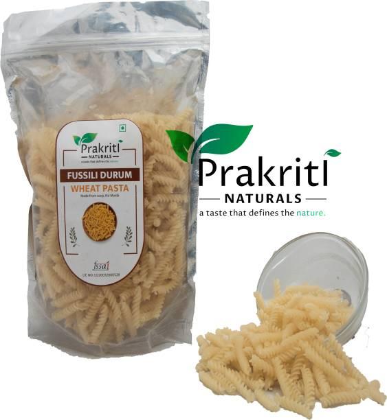 Prakriti Naturals Durum Wheat Fusilli Pasta ( 100% Sooji , 0% Maida ) (400 GRAM) Fusilli Pasta
