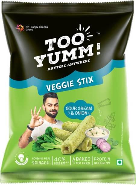 Too Yumm! Sour Cream and Onion Veggie Stix