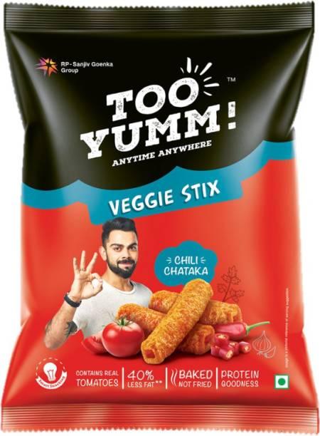 Too Yumm! Chili Chataka Veggie Stix