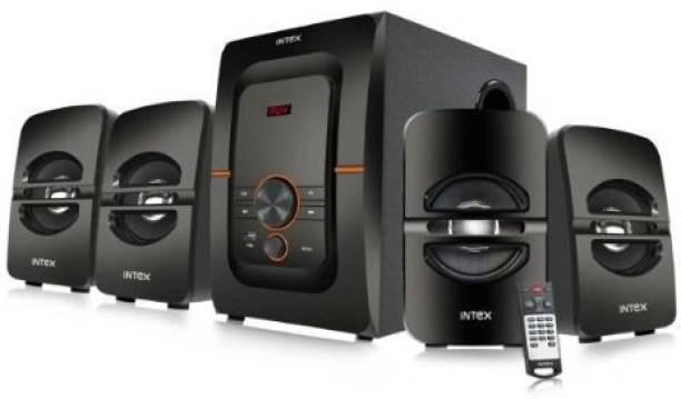 Intex 4.1 BANG PLUS FMUB 70 W Bluetooth Home Theatre