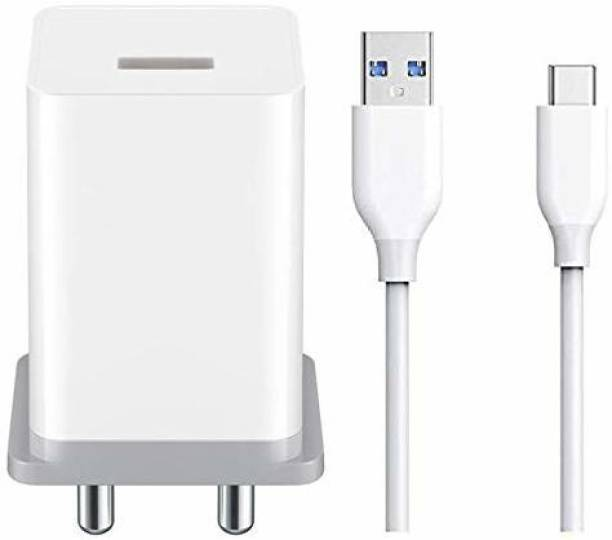 Tankit Fast Charger For Samsung Galaxy S10+ Plus Charger Original Like Adapter Wall Charger   Type-C Charger Cable Fast Charging Mobile Charger 2.4 A Mobile Charger with Detachable Cable