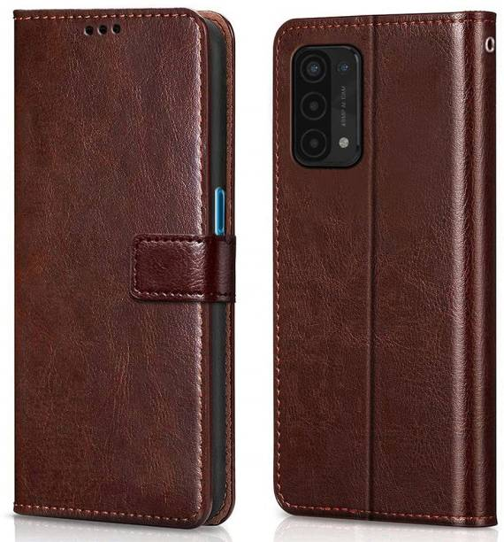 Mobiclonics Flip Cover for Oppo A74
