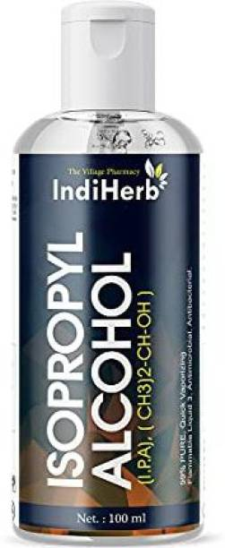 IndiHerb Isopropyl Alcohol for Computers, Mobiles, Laptops