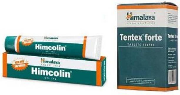 Mylie Himcolin Gel & Tentax Forte Tablet 100 tablet