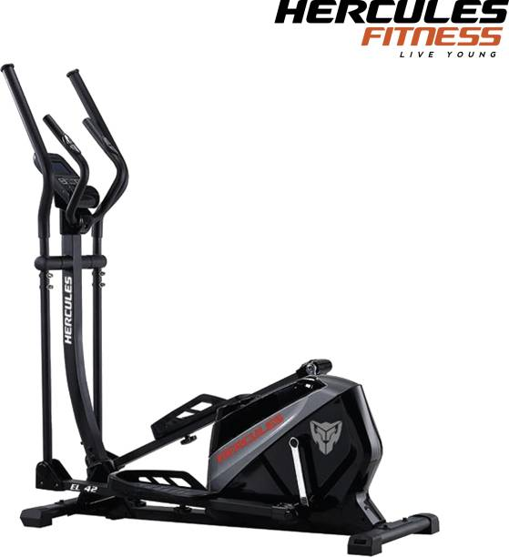 Hercules Fitness Cross Trainer Elliptical for home Use- Home gym Cardio Cross Trainer