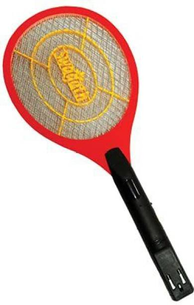 PB Softtech Anti- Mosquito Racquet - Rechargeable Insect Fly Killer Racket Bat, Shock Proof Safe for Human, Pets Electric Insect Killer
