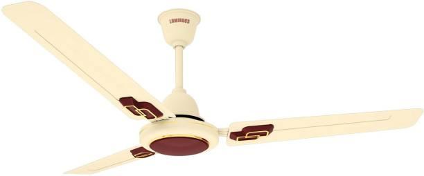LUMINOUS Rapid Deluxe 1200 mm 3 Blade Ceiling Fan
