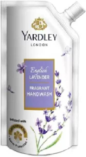 YARDLEY English lavender 800ml pac of 1 Hand Wash Pouch