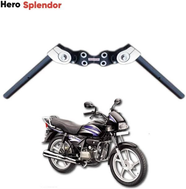 Znee Smart ZS-HT-304 Bike Racer Bike Handlebar Copaitable With All Hero /Honda Splendor Handle Bar