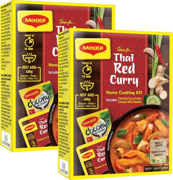 Maggi Thai Red Curry