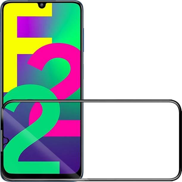 Flipkart SmartBuy Edge To Edge Tempered Glass for Samsung Galaxy F22