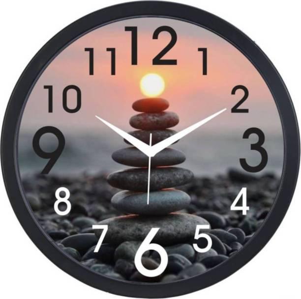Darsh Craft Analog 28 cm X 28 cm Wall Clock