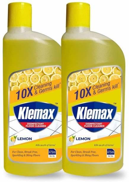 Klemax Disinfectant Floor Cleaner Lemon