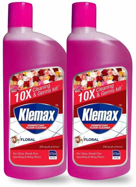 Klemax Disinfectant Floor Cleaner Floral