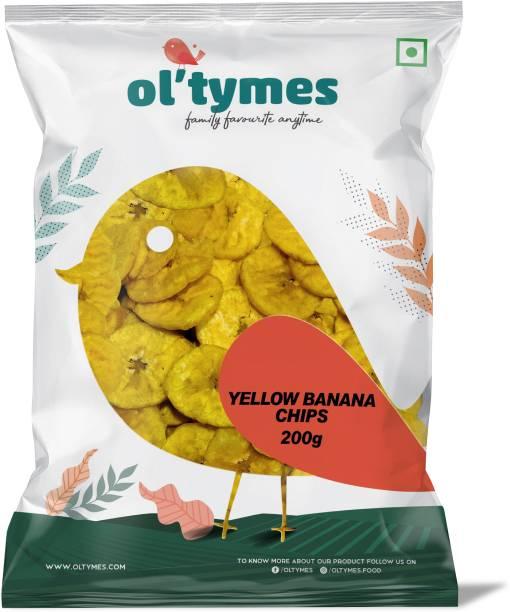 Ol'tymes Kerala Yellow Banana Chips