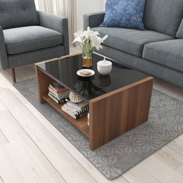Studio Kook Fusion Compact Glass Coffee Table