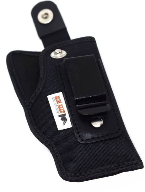 GunAlly 25 Bore Holster Cover Baby Browning Colt 25 Mini Pistols Pistol/Gun Cover Free Size