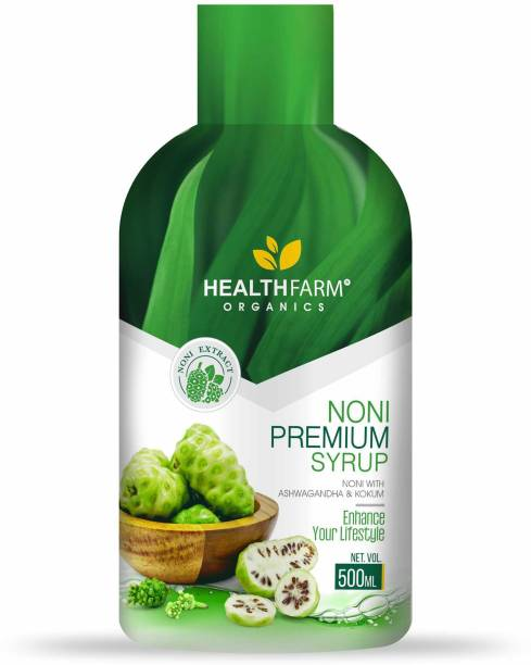 HEALTHFARM Noni Syrup for boosting immunity and Anti-ageing