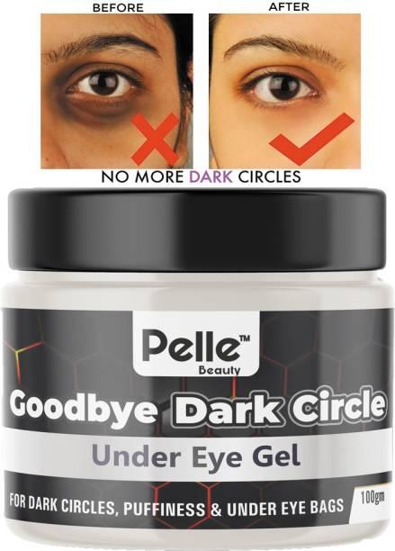 Pelle Beauty under eye gel__ dark circles Treatment __For Women and Men__ For Girls & Boys _all skin types__100gm