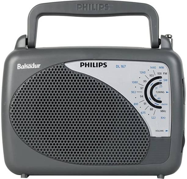 PHILIPS PORTABLE RADIO FM Radio