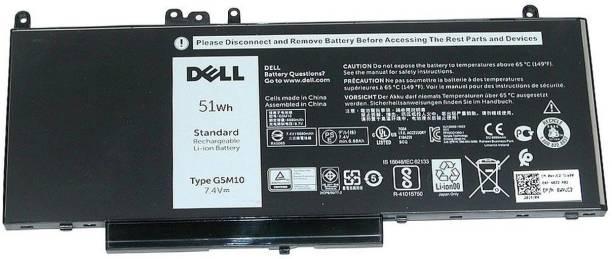 DELL E5450 E5470 E5550 E5570 4 Cell Laptop Battery
