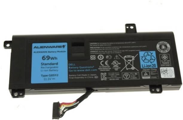 DELL Alienware 14 A14 M14X R3 R4 G05YJ Y3PN0 8X70T 6 Cell Laptop Battery