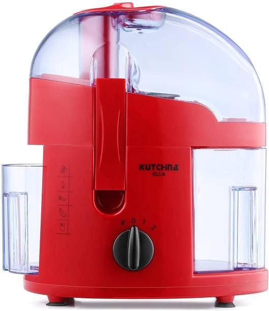 Kutchina ELLA 449 Juicer (2 Jars, Red)